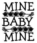 Mine Baby Mine (Light Colors)