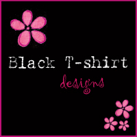 Black T-shirt designs