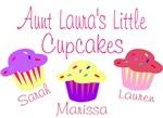 Aunt Laura's Little Cupcakes