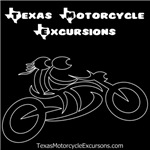 Texas Motorcycle Excursions - Outline Logo