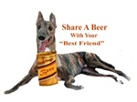 Greyhound Share A Beer