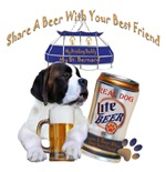 St. Bernard Share A Beer