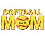 Personal Player Softball Mom