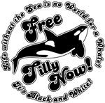 Freey Tilly End Slavery!