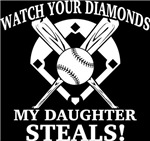 WATCH YOUR DIAMONDS!