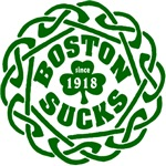 Boston Sucks 1918 Celt