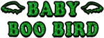 Baby Boo Bird!