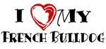 I Heart My French Bulldog