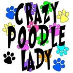 Crazy Poodle Lady