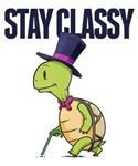 Turtle classy print