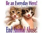 Stand up against animal abuse!