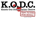 KnockOut Distribution Centre boxer shirts