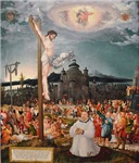 Curifixion and Ascension of Christ