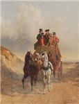 The Royal Coach Ride