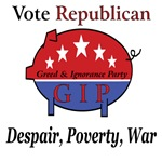 G.I.P. - Despair, Poverty, War