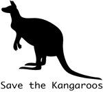 Save the Kangaroos T-Shirts