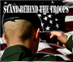 Stand Behind the Troops