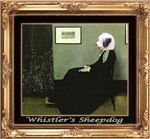 Whistler's Sheepdog