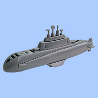 Baking Powder Submarines