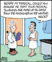 Outdated Medical Journals