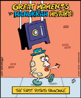 Potatohead Hanukkah Moments