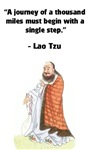 Lao Tzu 1,000 Mile Journey