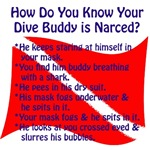 Scuba Buddy Narced?