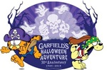 Garfield's Halloween Adventure Design 3