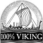 100% Viking