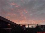 Armagedon Winter Fire Skies
