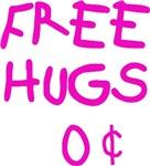 Free Hugs (Pink)
