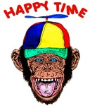 HAPPY TIME HYPNO CHIMP