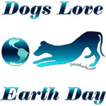 Dogs Love Earth Day