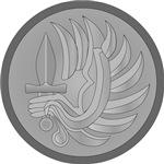 FFL Winged Dagger Insignia
