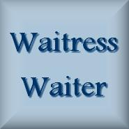 Waitress T-shirts and Gifts
