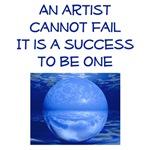 An Artist Cannot Fail