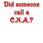 Did Someone Call A CNA?