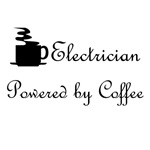 Electrician Powered by Coffee