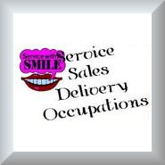 Service Sales Delivery T-shirts and Gifts