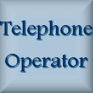 Telephone Operator T-shirts and Gifts