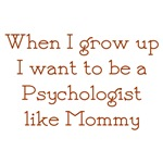 I Want To Be A Psychologist