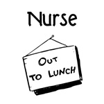 Nurse Out To Lunch