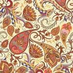 Vintage Indian Paisley