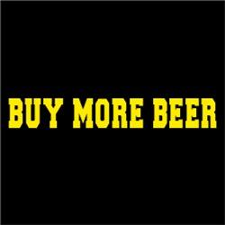 Buy More Beer