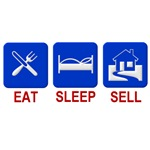 Eat. Sleep. Sell.