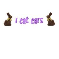 I eat ears