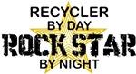 Recycler Rock Star