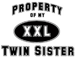 Property of <strong>Twin</strong> <strong>Sister</strong>