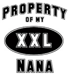 Property of <strong>Nana</strong>