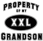 Property of <strong>Grandson</strong>